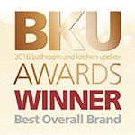 Logo for BKU Award, Best Overall Brand of the Year