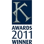 Logo for IKTG Best Supplier Showroom of the Year Awards