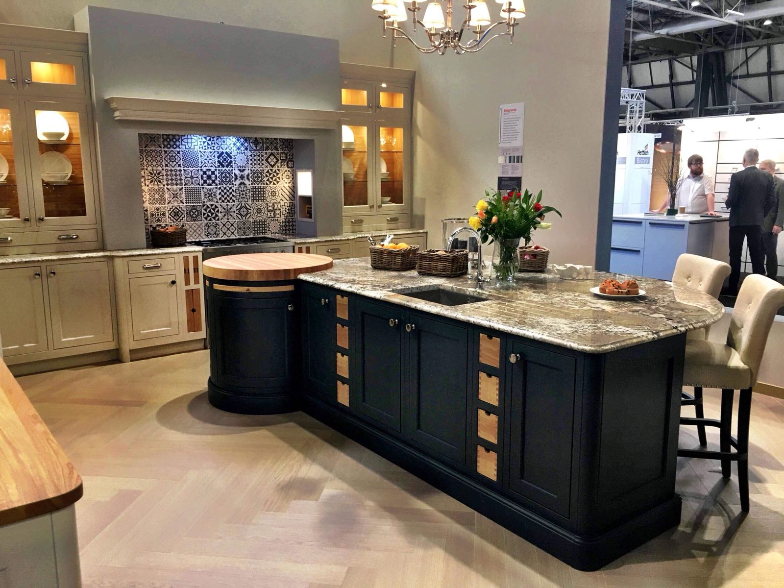 Belgravia Kitchen Display