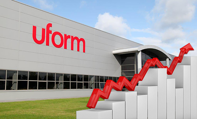 Uform Headquarters in Toomebridge, Co.Antrim